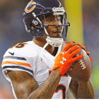 Chicago Bears reportedly trade WR Brandon Marshall to the New York Jets. 😮: ARS Chicago Bears reportedly trade WR Brandon Marshall to the New York Jets. 😮