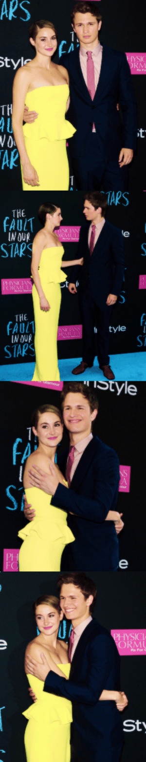 "tenerifesheeran:  fishingboatproceeds:  shailenewoodleydaily:  Shailene Woodley and Ansel Elgort attend 'The Fault In Our Stars' premiere at Ziegfeld Theater on June 2, 2014 in New York City.   There's a moment in the movie (and book) when Gus says to Hazel something like, ""You look great in that color."" Shai wore precisely that same color dress to the premiere.  they were so cute last night omg! : ARS  Style  HYSIC  DRM  TH  it-  ""AR   TARS  THE  FAULT  IN OUR  YSK IAN  ORMUL  le  STARS  PIYSK LAN  FORMUL  THE  FAULT  IN DUR  IYSKIANS  BRMUIA  tyle  SA  STARS   tyle  Manour  NS  Our  PH  FO   PHYSICI  ORMU  Rx For C  Sty tenerifesheeran:  fishingboatproceeds:  shailenewoodleydaily:  Shailene Woodley and Ansel Elgort attend 'The Fault In Our Stars' premiere at Ziegfeld Theater on June 2, 2014 in New York City.   There's a moment in the movie (and book) when Gus says to Hazel something like, ""You look great in that color."" Shai wore precisely that same color dress to the premiere.  they were so cute last night omg!"