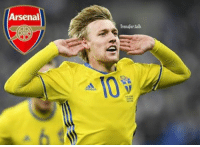 Arsenal are looking to land Emil Forsberg from Bundesliga outfit RB Leipzig, according to the Daily Mirror.: Arsenal  Transfer talk Arsenal are looking to land Emil Forsberg from Bundesliga outfit RB Leipzig, according to the Daily Mirror.