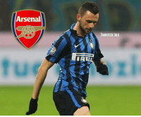Arsenal, Espn, and Memes: Arsenal  TRANSFER.TALK  IREL Arsene Wenger has marked Inter midfielder Marcelo Brozovic as a summer target as he looks to reinforce his Arsenal midfield ahead of the new season, according to a report from ESPN .