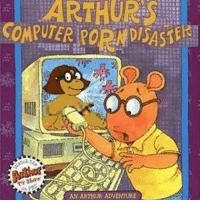 This can only end well :^)  ~Cl1max~: ARTHURS  COMPUTER PORN  AN ARTHUR ADVENTURE This can only end well :^)  ~Cl1max~