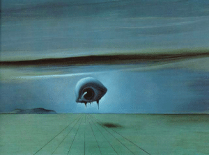 Tumblr, Blog, and Http: artist-dali:  The Eye, 1945, Salvador Dali