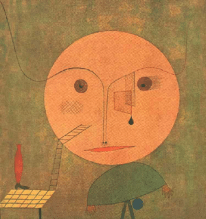 artist-klee:  Error on green, 1939, Paul Klee: artist-klee:  Error on green, 1939, Paul Klee