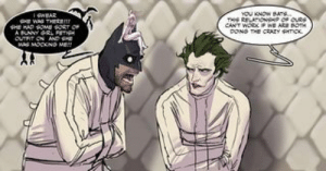 Artist Nebezial (Stjepan Sejic) from DeviantART is probably the king of witty, hilarious and corny jokes about superheroes or popular fic...: Artist Nebezial (Stjepan Sejic) from DeviantART is probably the king of witty, hilarious and corny jokes about superheroes or popular fic...