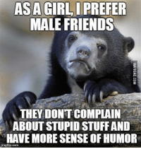 My reality..