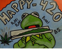 Happy 420 everyone! Many will say that 420 is no different because they smoke every day, but it's a day to celebrate cannabis culture. If you don't know about it then use today as a reason to educate yourself! #420 #Weed  -Caela: as. Happy 420 everyone! Many will say that 420 is no different because they smoke every day, but it's a day to celebrate cannabis culture. If you don't know about it then use today as a reason to educate yourself! #420 #Weed  -Caela