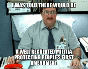 As I watch the police repeatedly using force to silence the press and peaceful protestors: As I watch the police repeatedly using force to silence the press and peaceful protestors