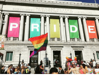Asian, Memes, and California: AS IAN ART MUSEUM  CHONG-MOON LEE CENTER FOR ASIAN ART AND CULTURE San Francisco gaypride! ✊🏾🌈 🏳️🌈 - PC: @kamii.fd - gaypride sanfrancisco california pride joy