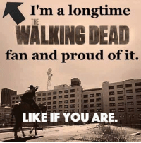 Memes, 🤖, and  Kathi: AS I'm a longtime  THE  DEAD  fan and proud of it.  LIKE IF YOU ARE. Yes I am !! Are you ? ~kathy
