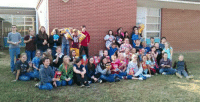 These students in grades 6-12 at Campbell R-2 school donated items to be given to Mac's Mission. Food, treats, blankets, toys, leashes, collars, cleaning supplies, etc. will be delivered before Thanksgiving.   THANKS GUYS AND GIRLS!!!! You are helping animals in need and it makes me very proud.   Love, Mac: AS M These students in grades 6-12 at Campbell R-2 school donated items to be given to Mac's Mission. Food, treats, blankets, toys, leashes, collars, cleaning supplies, etc. will be delivered before Thanksgiving.   THANKS GUYS AND GIRLS!!!! You are helping animals in need and it makes me very proud.   Love, Mac