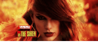 <p>Borderlands 3: Taylor Swift as the Siren</p>: as THE SIREN <p>Borderlands 3: Taylor Swift as the Siren</p>