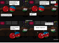 (One of my old comics, in case you missed it) Wrong flag issue -Charlotte: As your wingmaniam  going to make you  meet with hot chicks  tonight!  CE  No bro! We are notgoing to  play have you met Turkey!  Hey girl haaaave  you met  Here is ur  Yes we are! And we are  drink kunwa  startingz with that cute  Hungarian chick!  Uf whatever  mate  TURKEY ball  Well hello hewals  WHAT THE?  Charlotte (One of my old comics, in case you missed it) Wrong flag issue -Charlotte