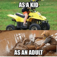 Life, Memes, and 🤖: ASAKID  ASAN ADULT Life just gets messier :p