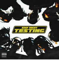 A$AP Rocky released his album 'Testing'...how's it sounding 🔥 or 💩? @asvpxrocky https://t.co/RSHKd5QfOf: ASAP ROCKY  PARENTAL  ADVISORY  EXPLICIT CONTENT A$AP Rocky released his album 'Testing'...how's it sounding 🔥 or 💩? @asvpxrocky https://t.co/RSHKd5QfOf