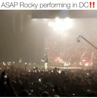 asaprocky on his injuredgenerationtour tearing up DC 🔥 Follow @bars for more ➡️ DM 5 FRIENDS: ASAP Rocky performing in DC!! asaprocky on his injuredgenerationtour tearing up DC 🔥 Follow @bars for more ➡️ DM 5 FRIENDS