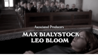 Omg, Jontron, and Leo: Ascociated Producers  MAX BIALYSTOCK  LEO BLOOM <p>Omg I&rsquo;ve watched the Howling II JonTron episode like a dozen times and only just now did I catch this reference to The Producers 😂😂😂</p>