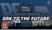 RT @HashtagsGear: ✭Show your support for the future of Dallas✭ Get a DakToTheFuture shirt here: https:-t.co-amHD…: ASH  AGS  aLOT HiING COMPANY  THE  LIMITED EDITION  DAK TD THE FUTURE  BEIRT  DEAL  ON SALE RT @HashtagsGear: ✭Show your support for the future of Dallas✭ Get a DakToTheFuture shirt here: https:-t.co-amHD…