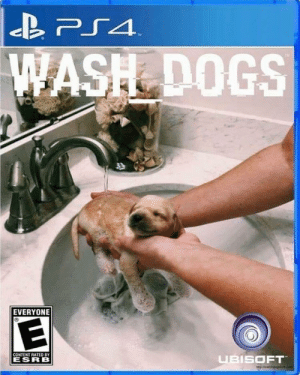 Coming 2019 via /r/memes https://ift.tt/2PTubHO: ASH DOGS  EVERYONE  CONTENT RATED BY  ESR B  UBISOFT Coming 2019 via /r/memes https://ift.tt/2PTubHO