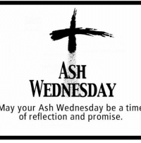 ASH  WEDNESDAY  May your Ash Wednesday be a time  of reflection and promise Only for the flower smokers!! Namaste 👽