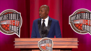 """I know a lot has been said about me being a great shooter, being one of the best. But what I know is this person that is presenting me tonight, Reggie Miller, is the best shooter I have ever seen in my life."" - Ray Allen     https://t.co/GCqr16coxd: ASHETBALL  HALL-D  PRINGFIELD  SHETOALL  HALL-OF  MAS  FAME  NGFIELD  MAS  MEGALL  HALLF  FRME  SPRINGFIELD MASS ""I know a lot has been said about me being a great shooter, being one of the best. But what I know is this person that is presenting me tonight, Reggie Miller, is the best shooter I have ever seen in my life."" - Ray Allen     https://t.co/GCqr16coxd"