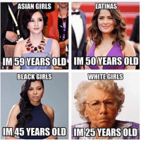 This is why I always get my bestie confused with my grams. Either way, give me a birthday card with $20 in it. (@menotgivingafuck): ASIAN GIRLS  LATINAS  IM59 YEARS OLDIM 5OYEARS OLD  BLACK GIRLS  WHITE GIRLS  M45 YEARS OLD M25 YEARS OLD This is why I always get my bestie confused with my grams. Either way, give me a birthday card with $20 in it. (@menotgivingafuck)