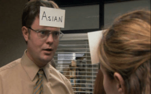 Asian, Movie, and Asia: AsIAN When Hollywood makes a movie set in Asia but still wants a famous actor to be the protagonist