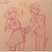 Best Friend, College, and Friends: ask-baby-friends-trio:  anneimator:Got talking yesterday about terrible catholic schoolboys Francis and Antonio… and the time Francis pranks everyone by showing up dressed in a girl's uniform and Toni gets in trouble because he doesn't recognize his best friend and instead flirts with him 👀 #hetalia #frain #aphfrance #aphspain #francisbonnefoy #antoniofcarriedo (I  COULDNT RESIST I had to draw it I love your art and your france… please accept my fast sketch /quick break from college anon to draw middle schoolers)