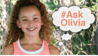 Dank, Girls, and Love:  #Ask  Olivia Loved watching the Haschak Sisters new #AskOlivia!  Who thinks ALL the girls should do one?   Watch HERE: https://youtu.be/UX7P5MQnC24