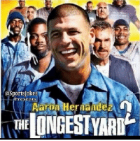 """SportsJokes Presents: """"THE LONGEST YARD 2"""" Coming to a theater far from you... lmao 😂😆😩😅 I crack myself up when I see this 😂 DOUBLETAP!!! and tag all ur friends for a laugh.. (p.s like if u never wanna go to prison) lol: asportsjokes  Presents  Aaron Hernande2 SportsJokes Presents: """"THE LONGEST YARD 2"""" Coming to a theater far from you... lmao 😂😆😩😅 I crack myself up when I see this 😂 DOUBLETAP!!! and tag all ur friends for a laugh.. (p.s like if u never wanna go to prison) lol"""