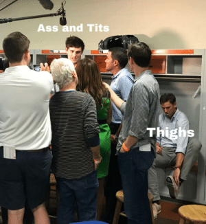 Ass, Tits, and Dank Memes: Ass and Tits  Thighs THICK THIGHS SAVE LIVES