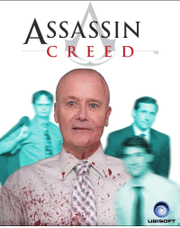 The real title we wanted to see announced: ASSASSIN  CREE D  TM  UBISOFT The real title we wanted to see announced