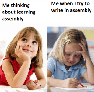 Assembly is a great way to turn to alcoholism: Assembly is a great way to turn to alcoholism