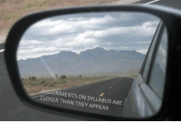 Accurate https://t.co/aR0B6jIf0u: ASSIGNMENTS ON SYLLABUS ARE  CLOSER THAN THEY APPEAR Accurate https://t.co/aR0B6jIf0u