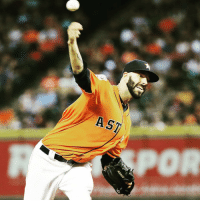 Houston Astros pitcher Mike Fiers throws the 5th no-hitter of 2015!: AST Houston Astros pitcher Mike Fiers throws the 5th no-hitter of 2015!