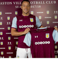 Chelsea, Club, and Memes: ASTON VILL  OTBALL CLUB  SEA017/18  AVFC  AVFC  AVTC  AVEO  AVFC  AVFC  AVEC  0NDOO  AVFC  vFC  0001  ONOOG  AVFC  1-8  AVEC  AVR  AVEC  AVFC  VEC  OOOOG0  AVFC Terry joins Villa League Titles: -Aston Villa - 7 -Chelsea - 6 MUFC