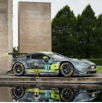 Memes, youtube.com, and Video: ASTON WARTIN  TOTAL  PRO  97  CCEC  IFF Aston Martin's Le Mans winner still covered in dirt. Be sure to check out the WTF1 YouTube channel for our video from the legendary endurance race 🏁 lemans24 astonmartin wtf1