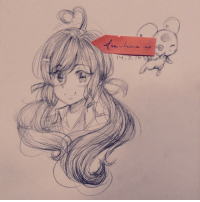 asu-hime:  Late night sketch of Bridgette from memory xvx : asu-hime:  Late night sketch of Bridgette from memory xvx