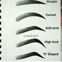 """Curving, Makeup, and Memes: asuhaibdaud  Straight  Curved  Soft Arch  High Arch  """"S"""" Shaped i have a mix of curved and straight ~cjw spam : @uwantsucc 🎄 🎁 🎄 🎁 🎄 🎁 🎄 🎁 { textpost textposts tumblr text tumblrpost tumblrposts same funnytumblr relatable funnytextpost funnytextposts tumblrquote tumblrquotes meme memes pun puns popular lol 😂 funny me makeup puppies }"""
