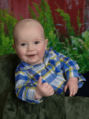 At 5 months old my son already has the best school photo ever via /r/funny https://ift.tt/2Ml7YEj: At 5 months old my son already has the best school photo ever via /r/funny https://ift.tt/2Ml7YEj