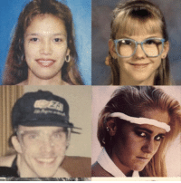 Memes, Arizona, and Link: At any given time there are over 90,000 persons missing in the US. Rachel Ihm is one of them. Her sister has searched for her since she disappeared in 1986. Swipe left for her story and tap the link ☝️ in our bio for the full video. missingpersons missing arizona bbcnews