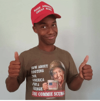 America, Memes, and Awesome: AT Aq  RE  HOW ABOUT  ROOTING  AMERICA  FOR A  CHANGE  YOU COMMIE SCUNG ONE OF OURS @joelpatrick_1776 Who's tired of socialist Democrats being unamerican?...special thanks to @unclesamsmisguidedchildren for sending me some awesome patriotic t-shirts...tank is a real hard core patriot and veteran! 🇺🇸🇺🇸🇺🇸🇺🇸 MAKE SURE TO FOLLOW @joelpatrick_1776 MakeAmericaGreatAgain unclesamsmisguidedchildren joelpatrick_1776 americafirst