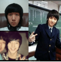 D-6 Bias pre-debut They all look cute but everyone can tell Wonshik was the nerdy and shy boy while Seungri was the popular but cute boy and Jongup was the funny but cool guy: at D-6 Bias pre-debut They all look cute but everyone can tell Wonshik was the nerdy and shy boy while Seungri was the popular but cute boy and Jongup was the funny but cool guy