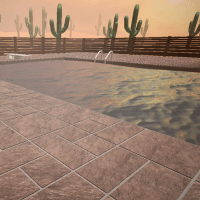 At first glance Sundown by asimo3089 is a gorgeous desert home, but there's so much more to it than that. Can you find its hidden secrets? http://bit.ly/1tnmFBK: At first glance Sundown by asimo3089 is a gorgeous desert home, but there's so much more to it than that. Can you find its hidden secrets? http://bit.ly/1tnmFBK