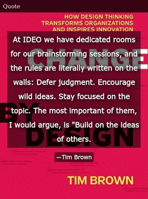 Tim Brown Change By Design How Design Thinking Transforms Organizations And Inspires Innovation