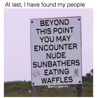 Found My People