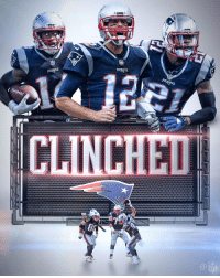 The @Patriots have clinched the AFC East title! #NFLPlayoffs #GoPats https://t.co/WXanQNU1L3: AT  PA  PA The @Patriots have clinched the AFC East title! #NFLPlayoffs #GoPats https://t.co/WXanQNU1L3