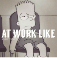 Tired AF. Absolutely do not want to hit the gym at all. But I'll do it anyway. Because the slave does what its master commands. work teamtired tiredaf zombielife nightshift bartsimpson thesimpsons gym fit fitness gains gainsongainsongains getbigordietryin squatday iwannagohome stopbeingabitch lmmfao lmfao lmao funny hilarious true real truth life factsonly quotes: AT WORK LIKE  @supervillain909 Tired AF. Absolutely do not want to hit the gym at all. But I'll do it anyway. Because the slave does what its master commands. work teamtired tiredaf zombielife nightshift bartsimpson thesimpsons gym fit fitness gains gainsongainsongains getbigordietryin squatday iwannagohome stopbeingabitch lmmfao lmfao lmao funny hilarious true real truth life factsonly quotes
