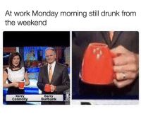 "<p>Still feeling drunk via /r/memes <a href=""https://ift.tt/2v5ipUS"">https://ift.tt/2v5ipUS</a></p>: At work Monday morning still drunk from  the weekena  Kerry  Conno  Barry  Burbank <p>Still feeling drunk via /r/memes <a href=""https://ift.tt/2v5ipUS"">https://ift.tt/2v5ipUS</a></p>"