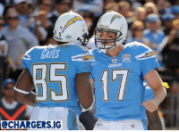 Philip Rivers and Antonio Gates will not attend LaDainian Tomlinson's Hall of Fame induction. LT PhilipRivers AntonioGates LAChargers Chargers: ATES  351  50  CHARGERS  CCHARGERS.IG Philip Rivers and Antonio Gates will not attend LaDainian Tomlinson's Hall of Fame induction. LT PhilipRivers AntonioGates LAChargers Chargers