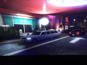 With the Casino DLC, could we finally get chauffeur's to drive us around in Limo's? (Sorry for bad quality): ATH  (HD  oB With the Casino DLC, could we finally get chauffeur's to drive us around in Limo's? (Sorry for bad quality)
